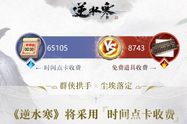 江湖周报:剑网3连放两部动画PV 逆水寒确认时间收费