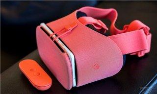 谷歌新版Daydream View头显发售 售价99美元