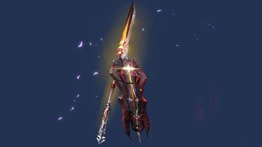 剑网3苍云武器
