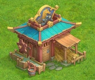 【图05:《神武4》电脑版新庭院装饰——马厩】.jpg