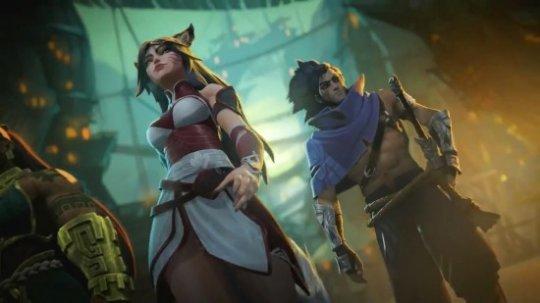 英雄联盟世界单机RPG《破败王者》将于明年发售