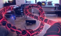3D贪吃蛇吃汉堡