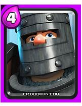 皇室战争联赛卡组推荐:爆炸平推的重石双王流