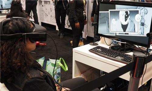 SE的VR漫画能火吗?