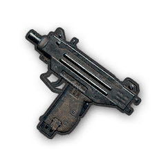 绝地求生大逃杀冲锋枪MICRO UZI介绍 武器MICRO UZI评测