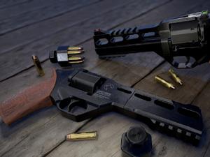 《绝地求生》新武器评析 拿到这三把枪你就离吃鸡不远了
