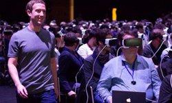 Facebook的AR/VR决心: 5%以上的员工参与