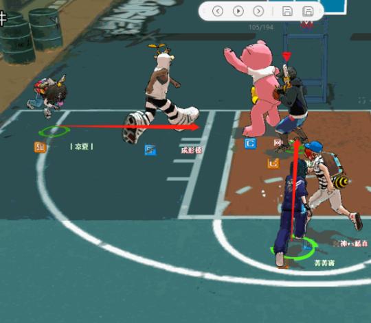 从易到难 《街头篮球》SG+SW的双外组合入门
