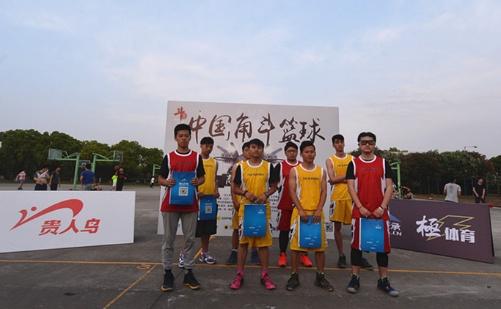 中国角斗篮球高校争霸赛上海赛区总决赛圆满收官,上海华师CUBA扣篮王称霸上海总决赛