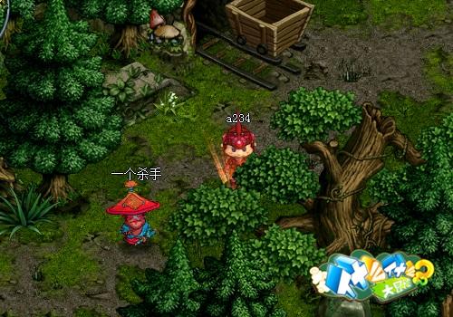 2D网游《什么什么的大冒险2》-迷你酷-MINICOLL