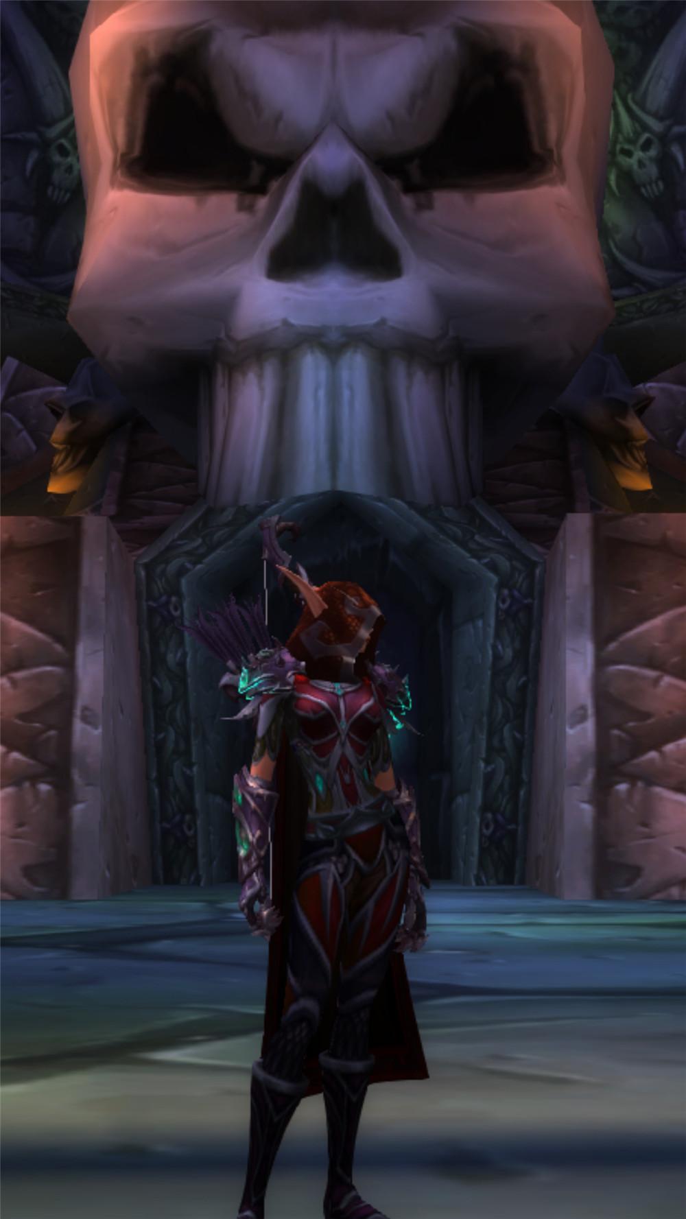 猎人幻化:复制女王外观 血精灵COS希尔瓦娜斯
