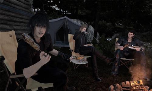 最终幻想15VR版初体验