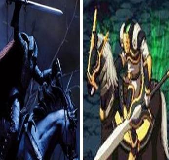 无头骑士vs无头骑士