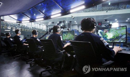 韩国电竞产业规模增长15%选手平均年薪60万
