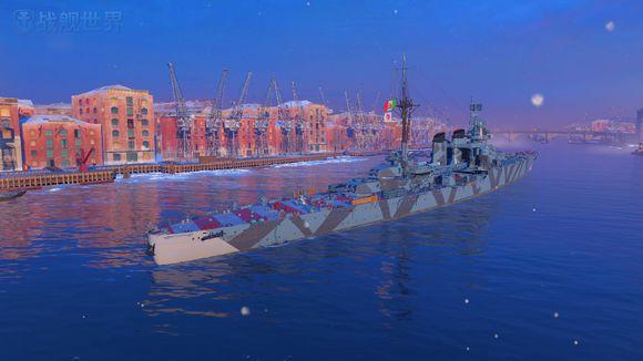 战舰世界 意大利轻型巡洋舰试用体验