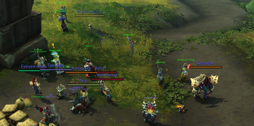 8.0A测PTR:游戏内用户界面细节改动一览