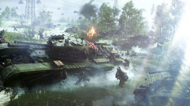 《战地5》最低电脑配置要求公布 与《战地1》保持一致