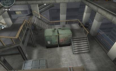 CF新幽灵地图幽灵禁区潜伏进攻攻略