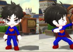 奇葩衣服推荐:山寨版的超人来了