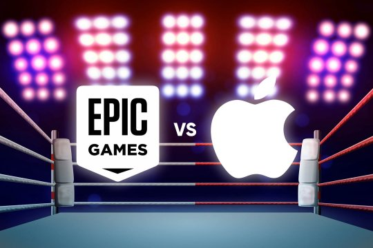 《【天游登陆注册】Epic再度回击,坚决反驳苹果盗窃一说》