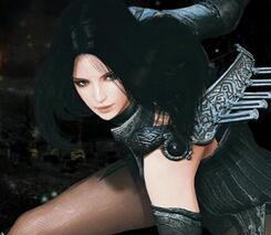 黑色沙漠 战士对战女巫PVP实战技巧视频演示