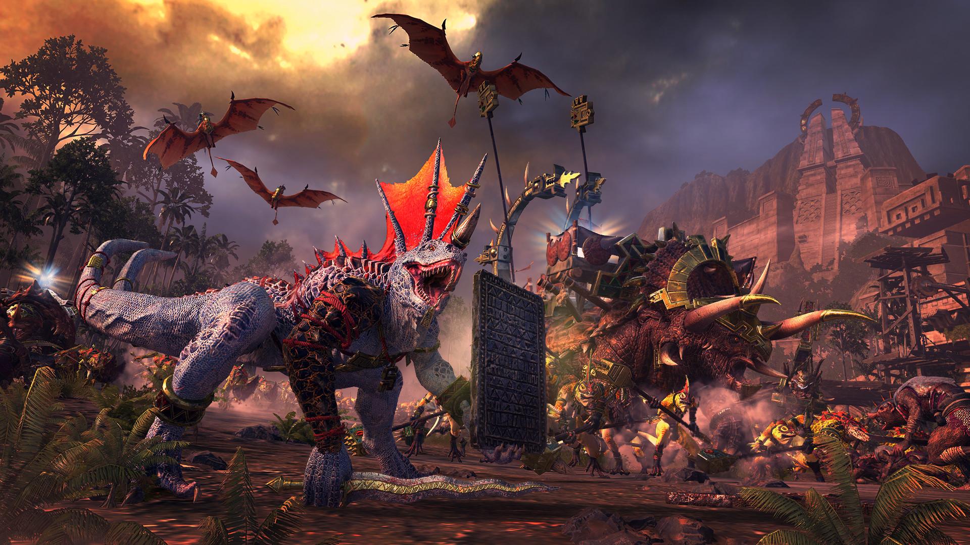 战锤世界永远核平,这是PC上目前最好的战争模拟游戏 新游酱每日游戏推荐