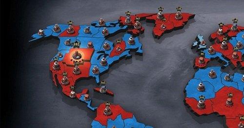 坚若磐石 《战争与文明》基地保卫战