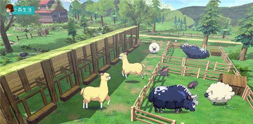 探访《小森生活》动物世界_网络游戏_.