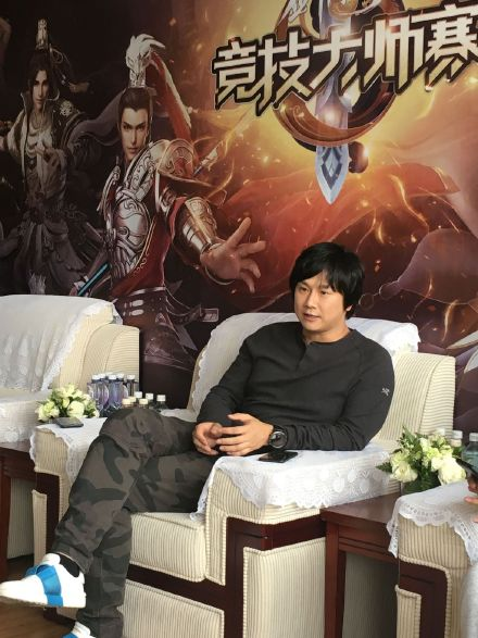 《剑网3》制作人郭炜炜:我没有出道的打算 今年会推出新门派