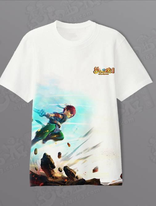 2017PK赛限量版T恤
