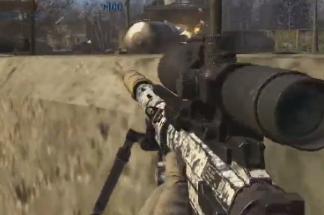黑矿工解说:收割生命的狙击步枪 M200解读
