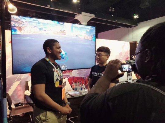 SBT的E3见闻——E3的第一天,我们不是《火箭联盟》