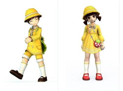 《真是可爱爆了!爱好区《热血江湖私服》带你穿越回童年!》