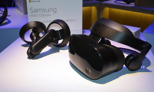 三星VR头显年底上市