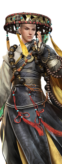 剑网3少林