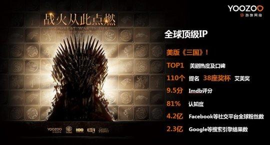 游族宣布自研《权力的游戏》SLG手游将由腾讯独家代理-迷你酷-MINICOLL