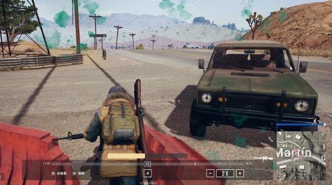 【战术大师】飞车追击  教你玩转公路战
