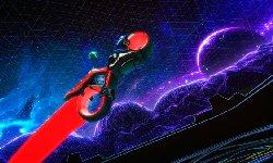 摩的大飚客!VR竞速游戏《光影摩托》六月上线