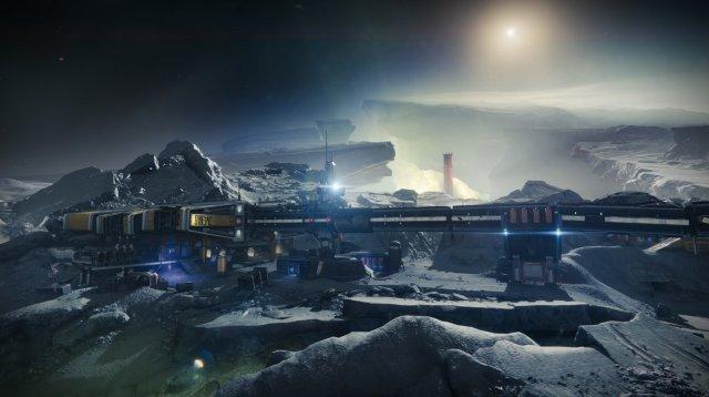 科幻射擊RPG史詩大作來襲!《命運2》全新資料片《暗影要塞》上線