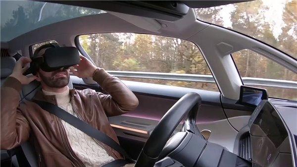 育碧联手雷诺开发驾驶车用VR
