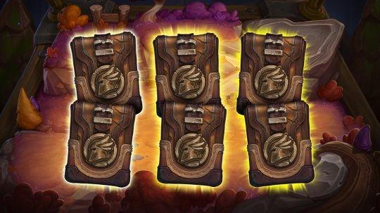 """《炉石传说》""""佣兵战纪""""模式上线 带来全新RPG体验"""