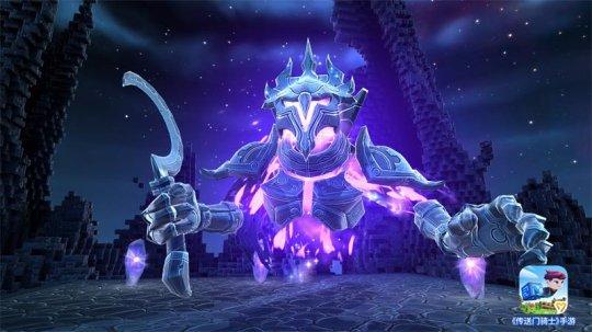 口碑佳作《传送门骑士》手游明日预售 怪物群像曝光-迷你酷-MINICOLL
