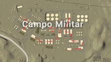 军事物资遍地都是!超肥沙漠机场高效率搜索指南