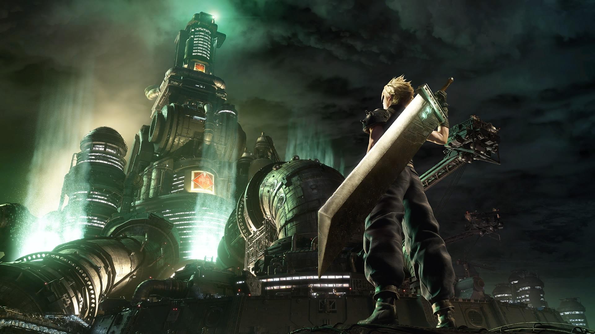 """《最终幻想7重制版》评测9.0分:20余年经典新生与""""重铸"""""""