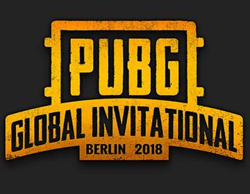 【绝地快讯】18年PUBG全球邀请赛启动