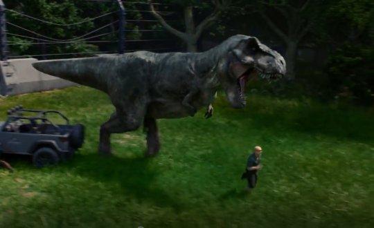侏罗纪国际 进化