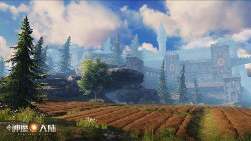 《新神魔大陆》血族隐居地 晨光旷野揭秘