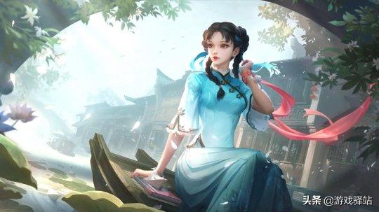 西施史诗皮肤模型特效展示 江南水乡很梦幻22号登场