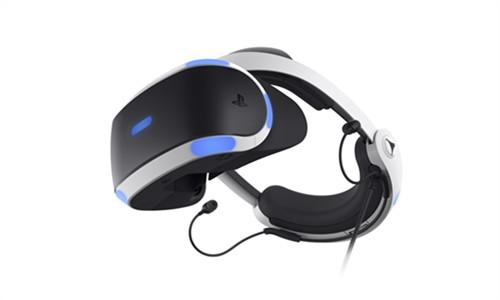 新版PS VR首周销量喜人
