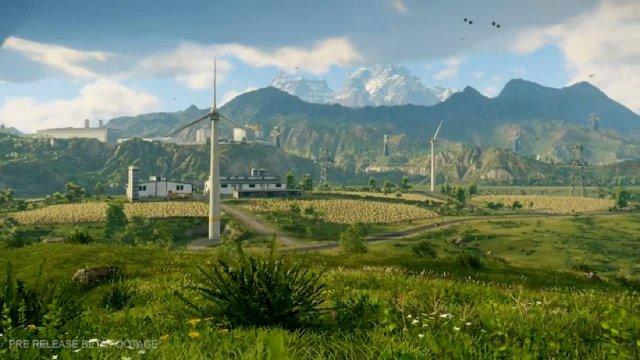 《正当防卫4》  介绍多样化地形和极端天气 将于12月4日发售-迷你酷-MINICOLL